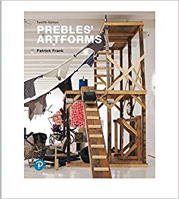 Prebles' Artforms (12th edition)